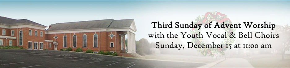 Third Sunday of Advent Worship